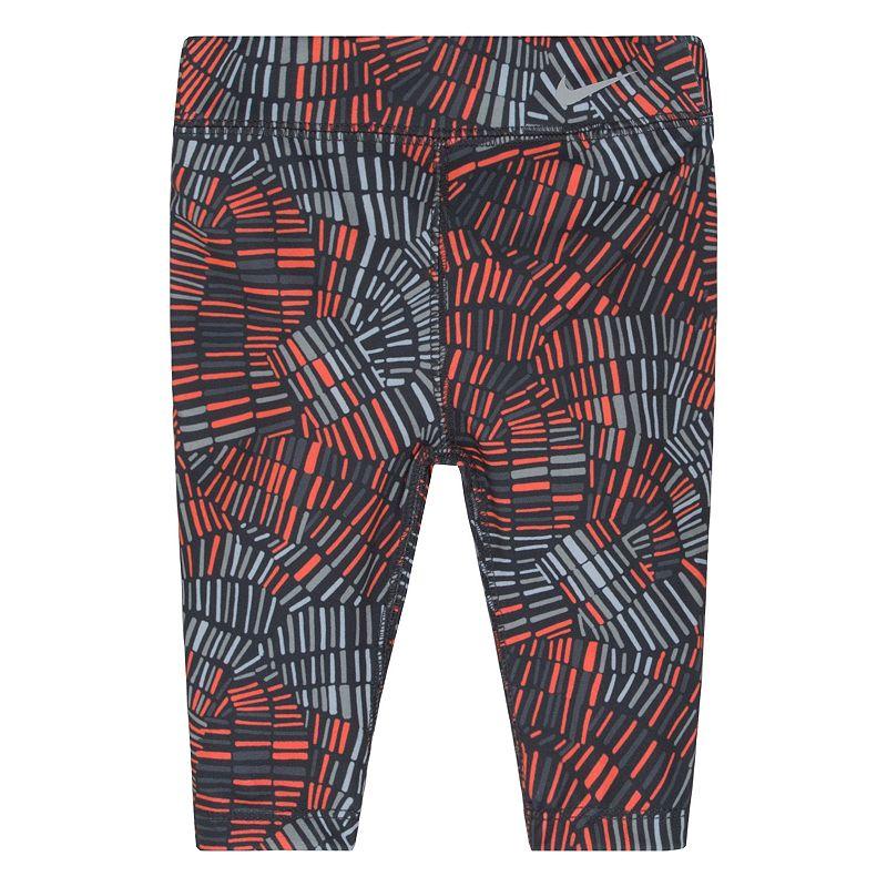 Toddler Girl Nike Dri-FIT Printed Capri Leggings