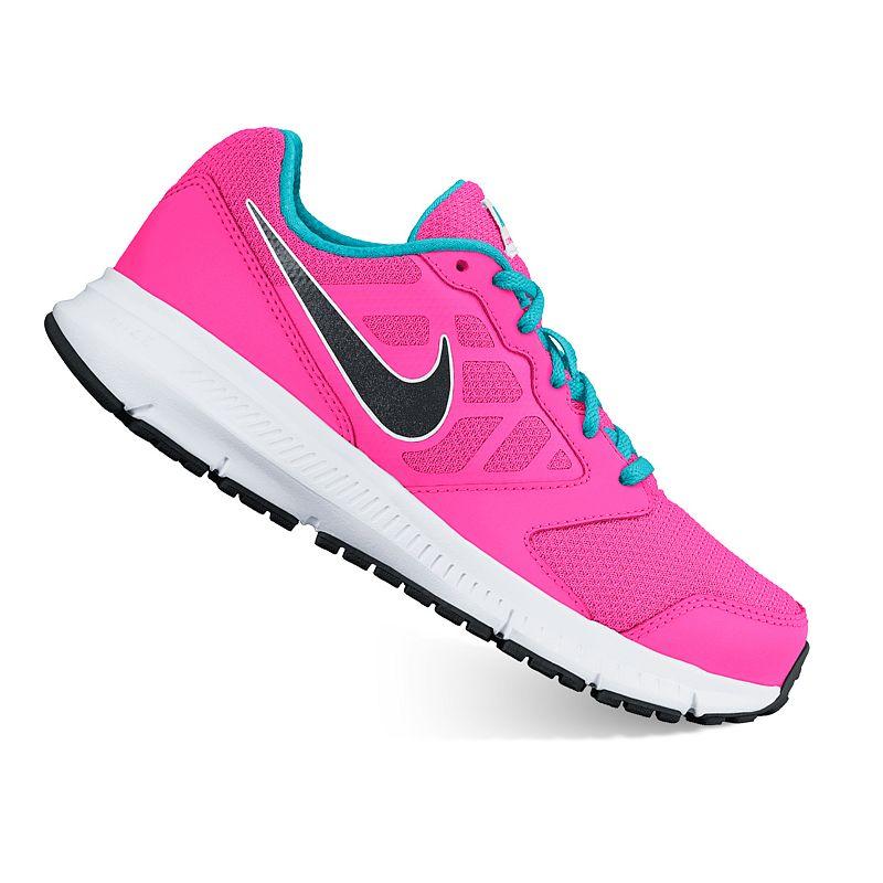 Nike Downshifter 6 Grade School Girls' Running Shoes