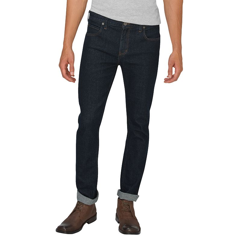 Men's Dickies Slim-Fit Skinny-Leg Jeans