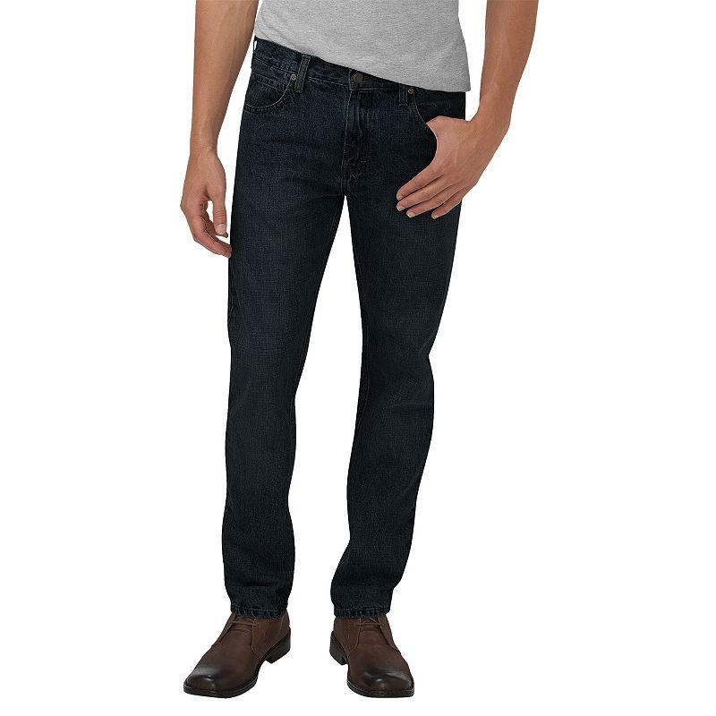 Men's Dickies Slim-Fit Straight-Leg Jeans