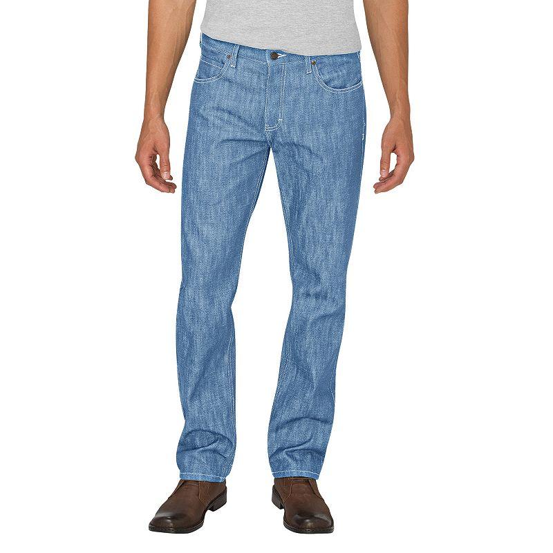 Men's Dickies Regular-Fit Straight-Leg Jeans