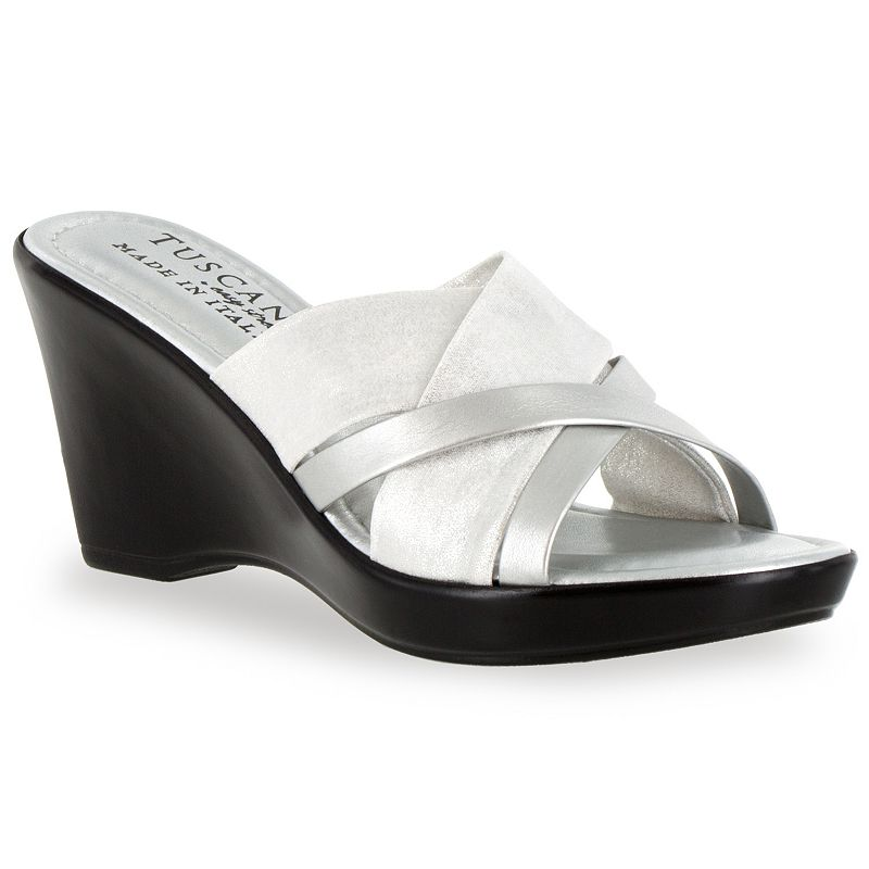 Tuscany by Easy Street Biella Women's Wedge Sandals