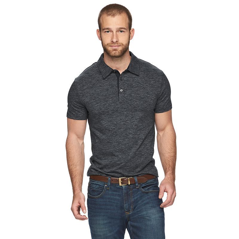 Men's Marc Anthony Shadow-Dye Polo