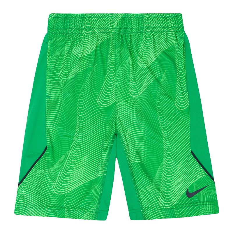 Boys 4-7 Nike Dri-FIT Mesh Shorts