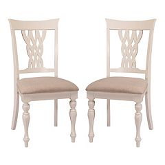 Hillsdale Furniture Embassy Dining Chair 2-piece Set by