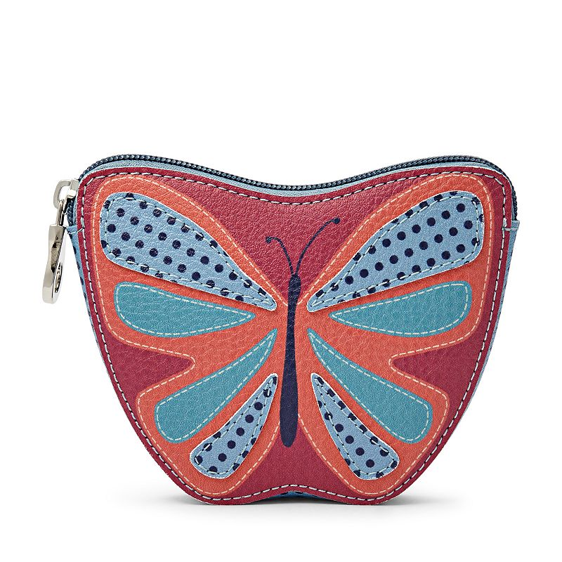 Relic Caraway Dotted Butterfly Coin Pouch