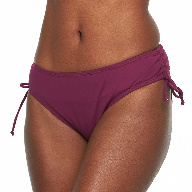 Women's Apt. 9® Mix & Match Side-Tie Scoop Bottoms