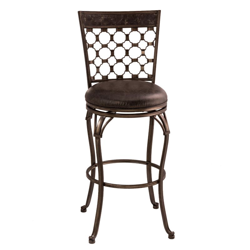 Hillsdale Furniture Rooster 31 5 Quot Swivel Bar Stool With