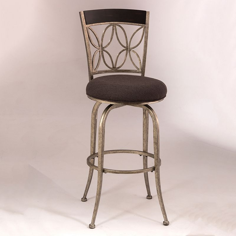 Hillsdale Furniture Goodwin Swivel Bar Stool