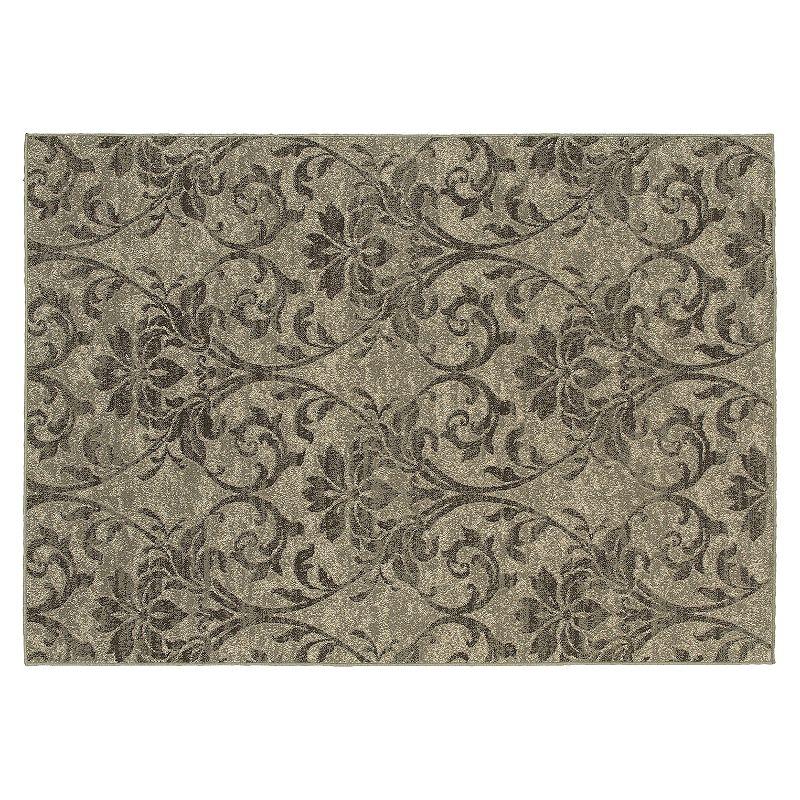 StyleHaven Harrison Floral Damask Rug