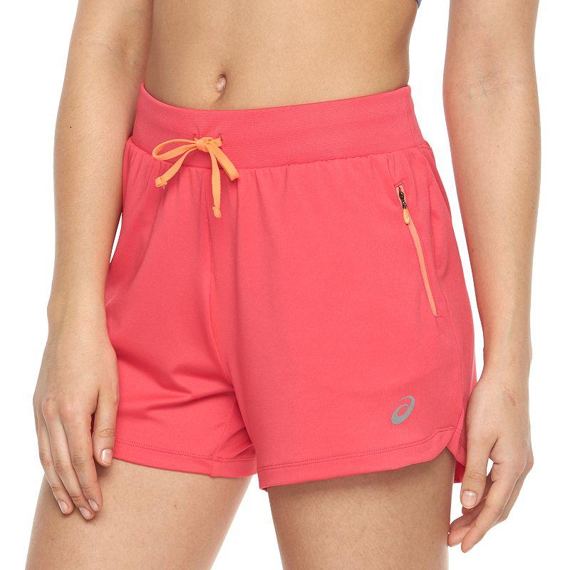 Women's ASICS fuzeX Knit Running Shorts