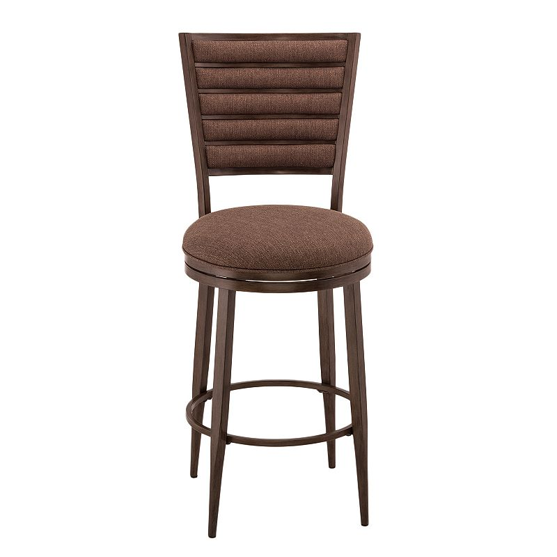 Hillsdale Furniture Rouen Swivel Counter Stool