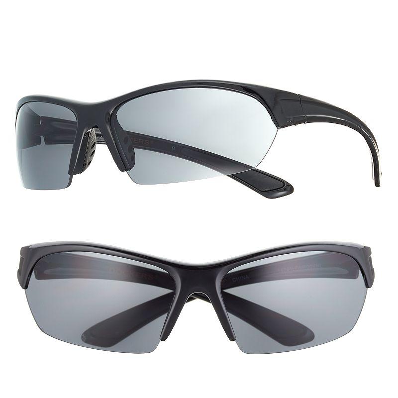 Men's Dockers Semirimless Blade Sunglasses