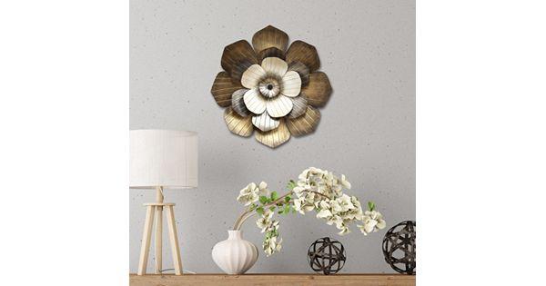 Kohl S Wedding Registry: Stratton Home Decor Multi Flower Metal Wall Art