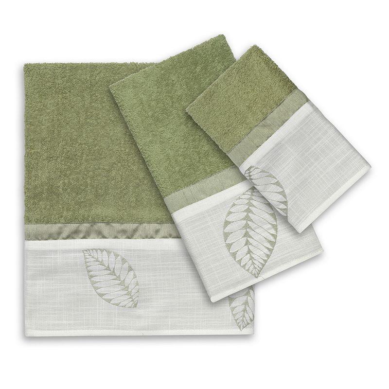 Popular Bath 3-piece Fiji Towel Set