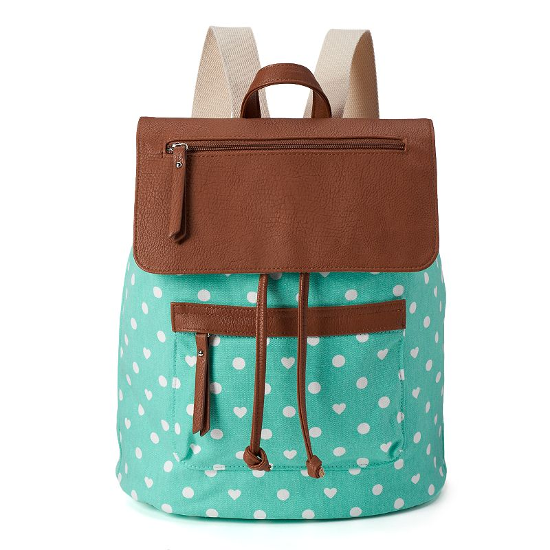Candie's® Olivia Polka-Dot Backpack