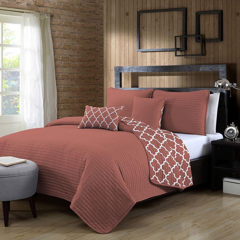 Avondale Manor Griffin 5-piece Quilt Set