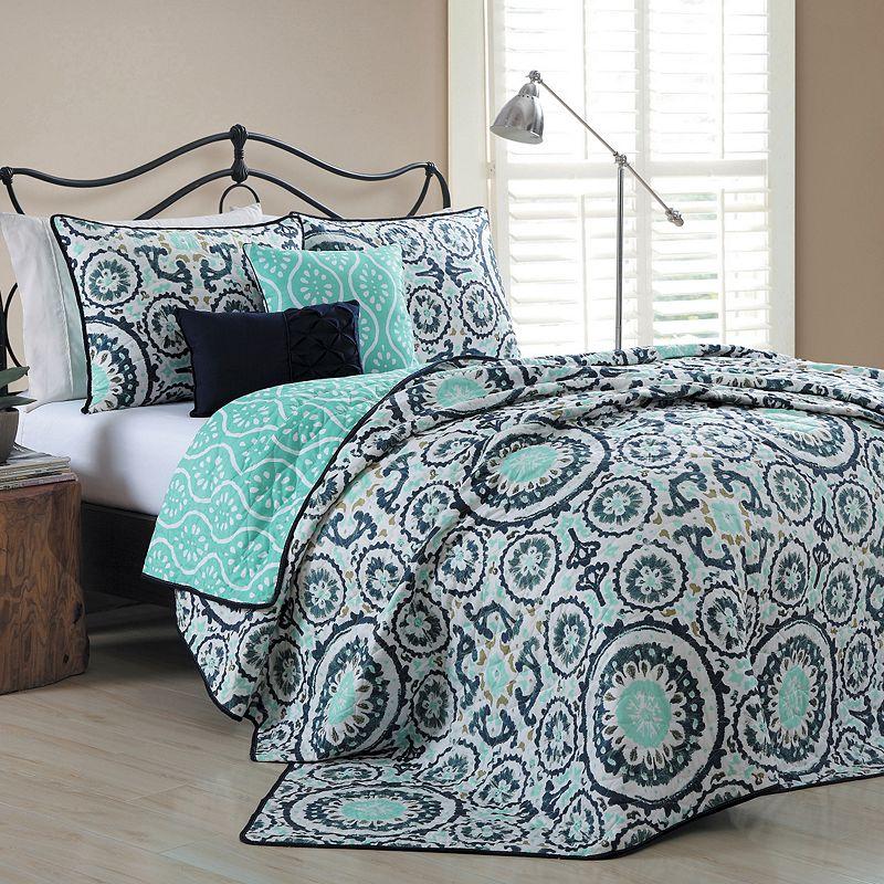 Avondale Manor Leona 5-piece Quilt Set