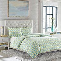 Adrienne Vittadini 3-piece Essie Comforter Set