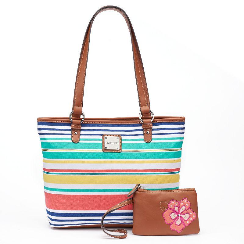 Rosetti Hailey Wristlet & Shopper