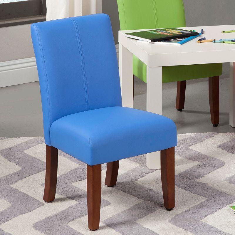 HomePop Juvenile Parsons 2-piece Accent Chair Set