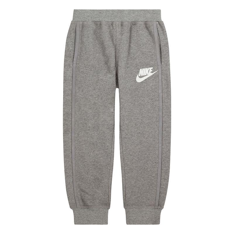 Boys 4-7 Nike French Terry Fleece Jogger Pants