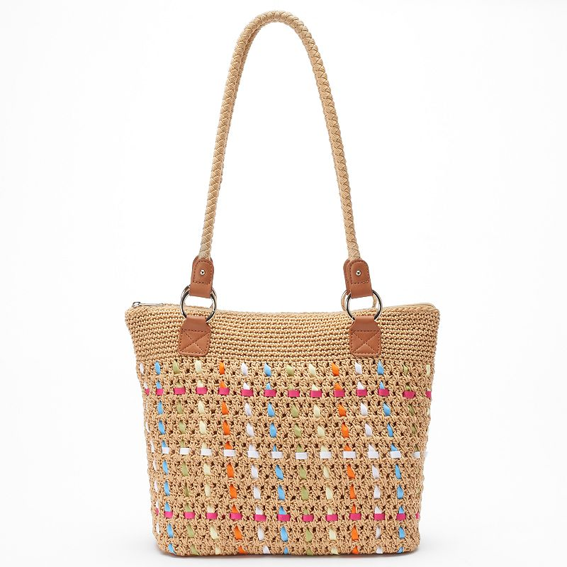 Croft & Barrow® Crochet Newport Shopper