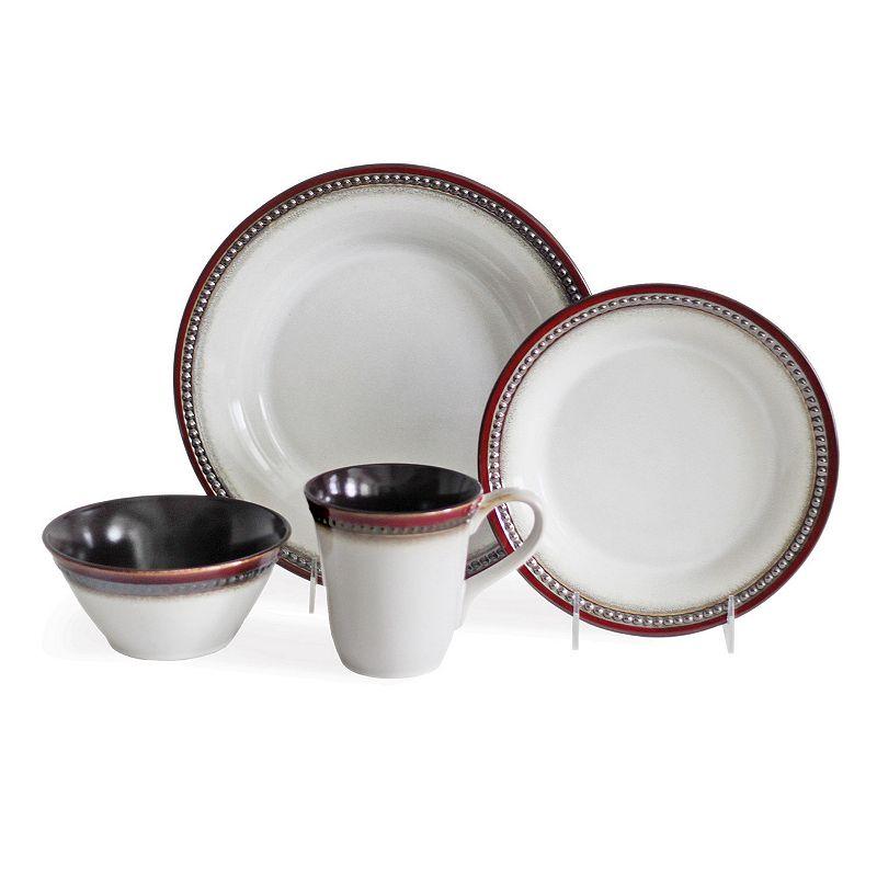Baum Bellepoint 16-pc. Dinnerware Set