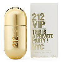 Carolina Herrera 212 VIP Women's Perfume