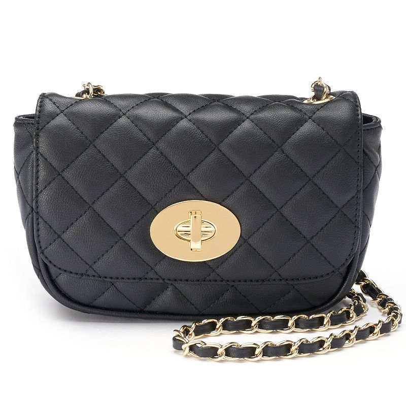 Apt. 9® Cora Quilted Crossbody Bag