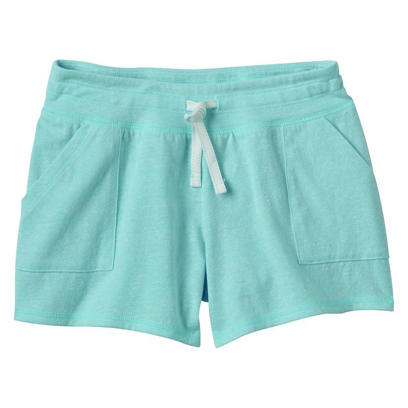 Girls 7-16 & Plus Size SO® Knit Shorts