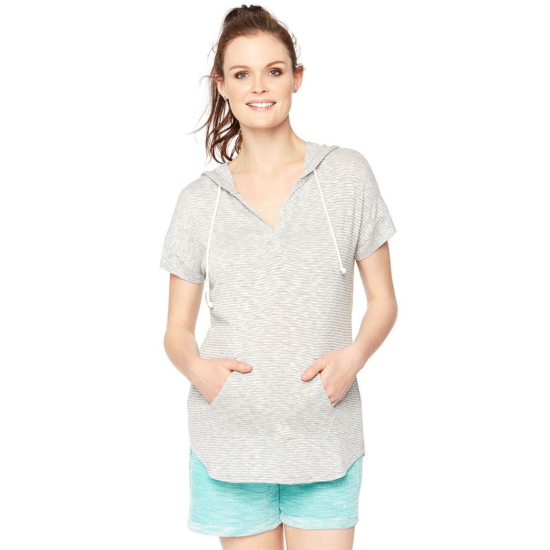 Maternity Oh Baby by Motherhood™ Hooded Top