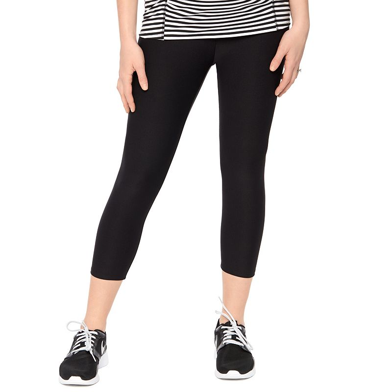 Maternity Oh Baby by Motherhood™ Cropped Performance Leggings