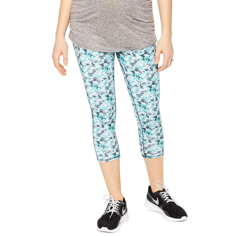 Maternity Oh Baby by Motherhood™ Secret Fit Belly™ Cropped Performance Leggings