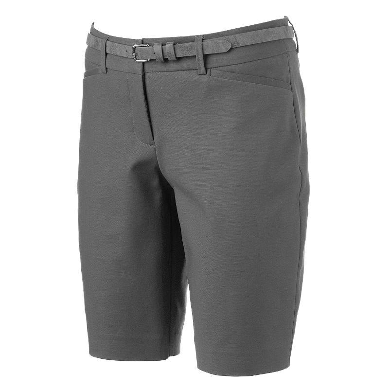 Women's Apt. 9® Modern Fit Bermuda Shorts