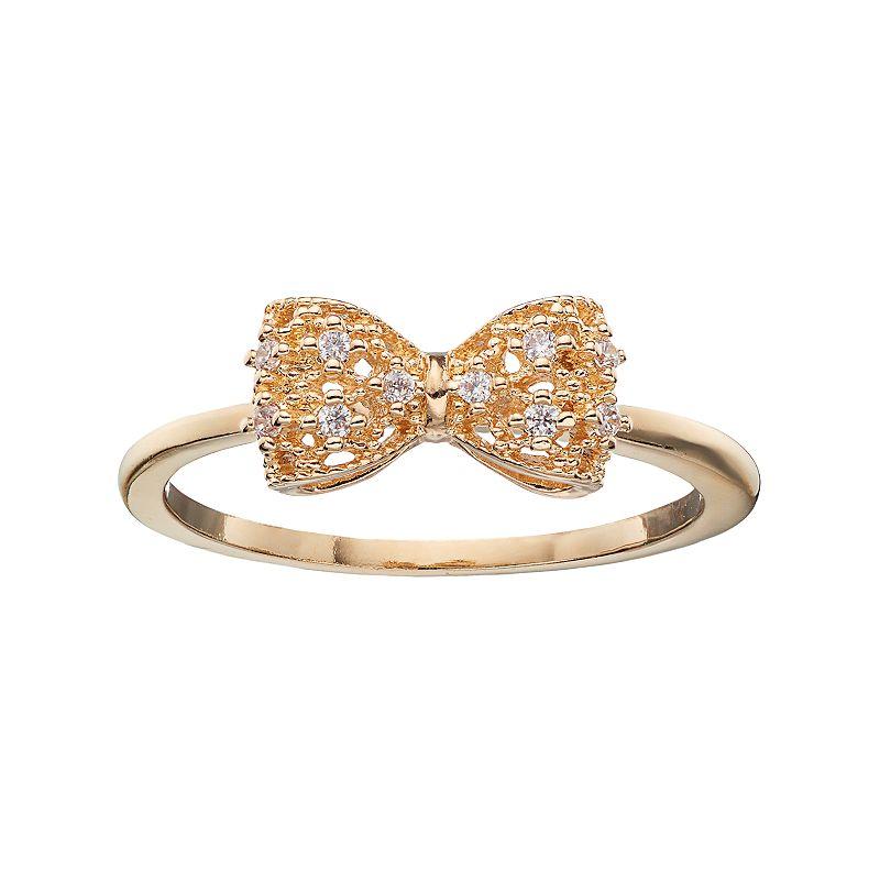 LC Lauren Conrad Bow Ring