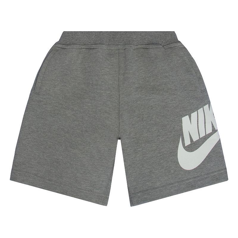 Toddler Boy Nike French Terry Fleece Shorts