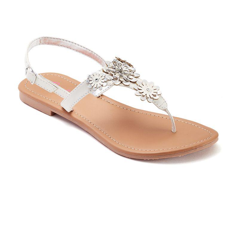Candie's® Women's Floral Sandals