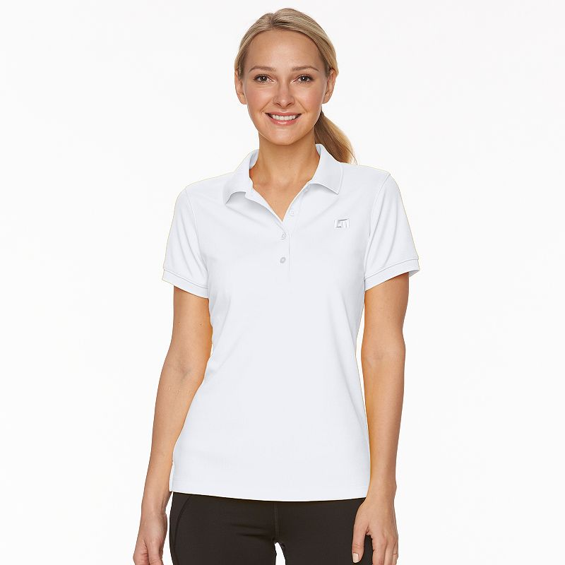 Women's Loudmouth Golf Essential Golf Polo