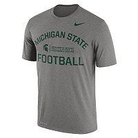 Men's Nike Michigan State Spartans Dri-FIT Legend Lift Tee