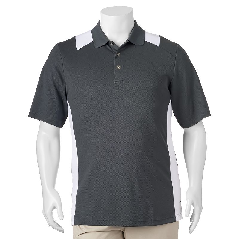 Men's Grand Slam Classic-Fit Colorblock Airflow Golf Polo