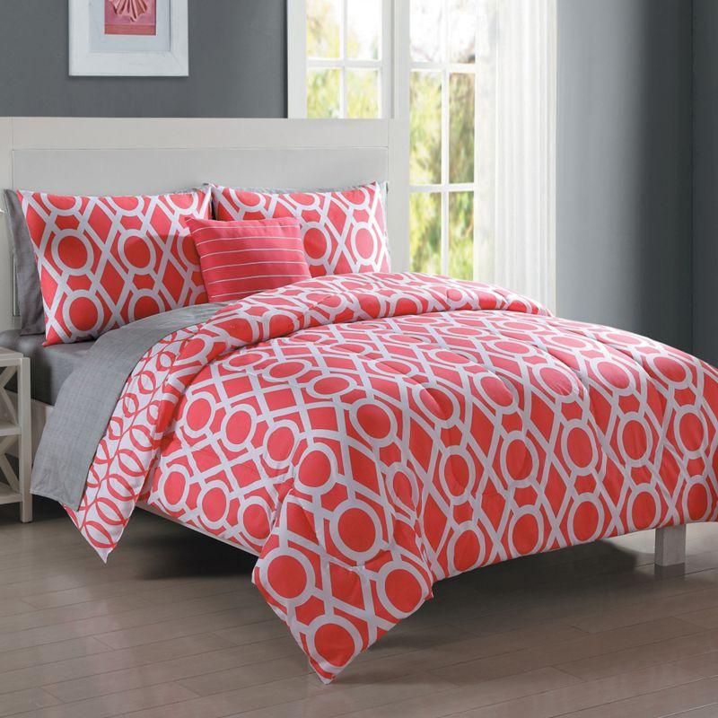 Home Trellis Bedding