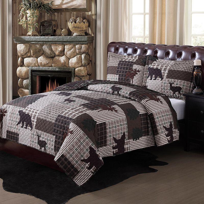 Remington Upper Peninsula Quilt Set