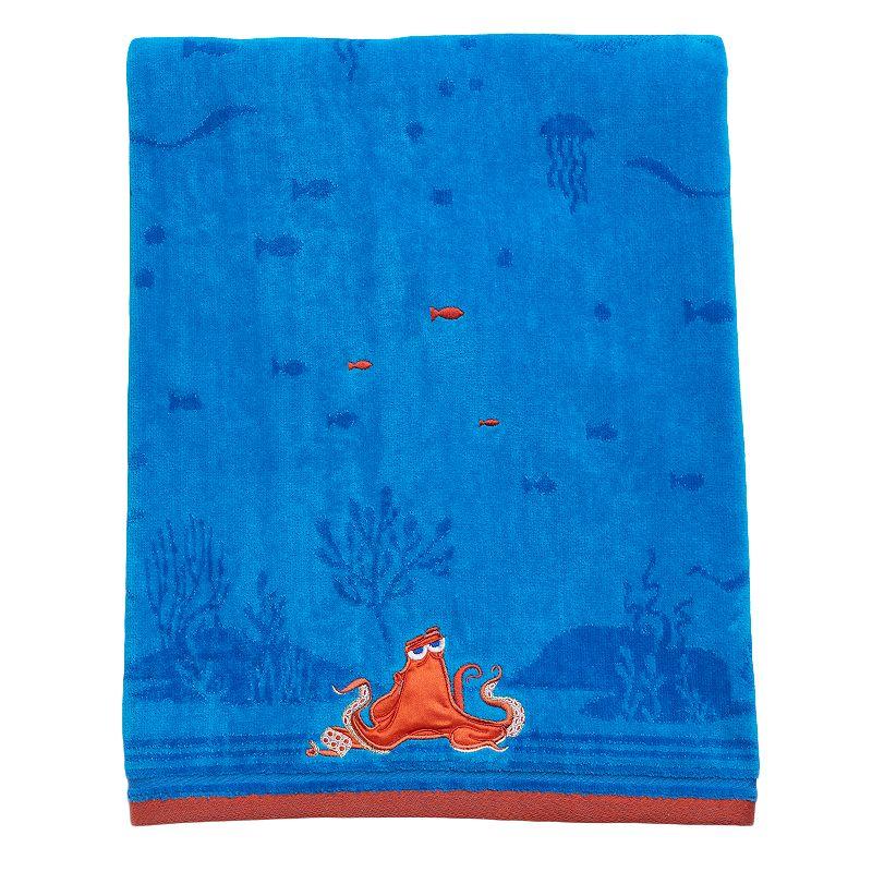 Finding Nemo Bath Towel Set: Disney Linen Towel