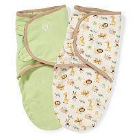 Baby Neutral SwaddleMe 2-pk. Adjustable Infant Swaddles