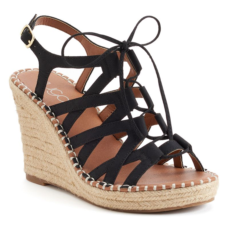 sugar Hunnies Women's Wedge Sandals