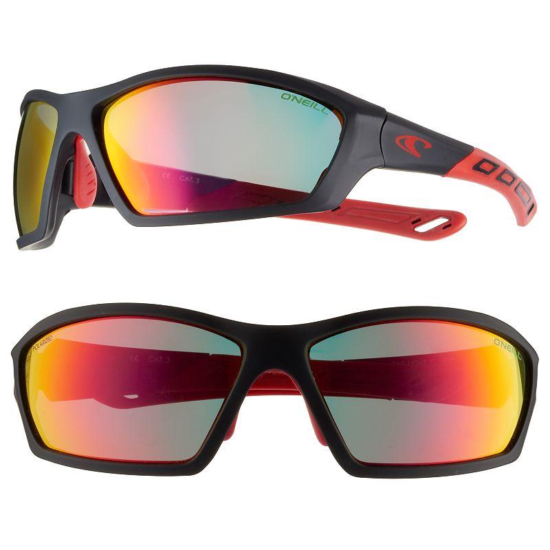 Women's O'Neill Rectangle Wrap Sunglasses