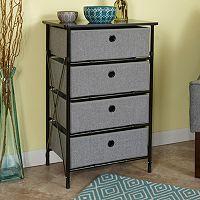 RiverRidge Home Products 4-Drawer Storage Unit