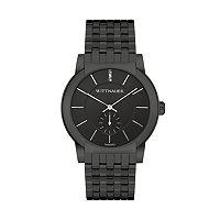 Wittnauer Men's Diamond Stainless Steel Watch