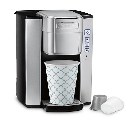 Cuisinart Single-Serve Coffee Brewer, Silver Price Tracking